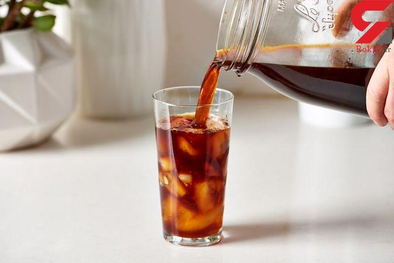 چگونه در خانه قهوه دمِ سرد درست کنیم؟