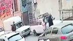 فیلم لحظه دستگیری باند های سرقت در چیتگر
