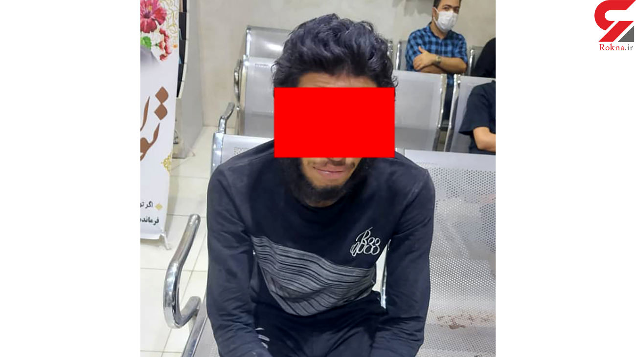دستگیری سارق حرفهای سیم برق معابر در آبادان