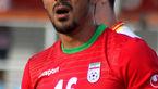 قوچاننژاد: نگران جایگاهم در تیم ملی نیستم