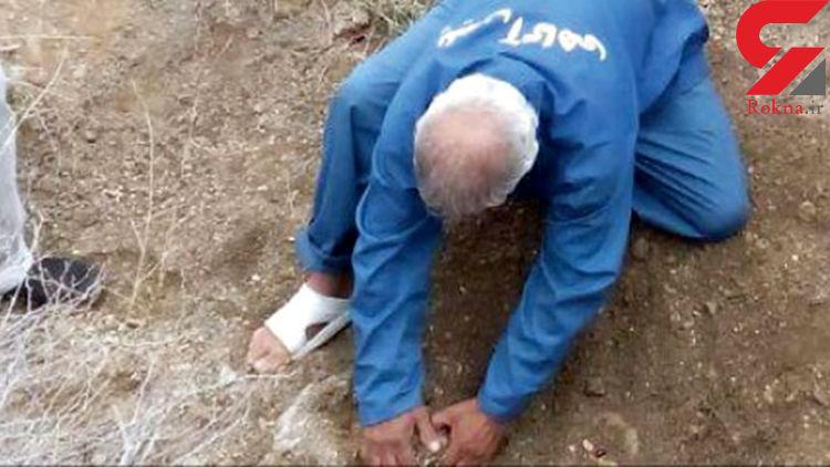 انتشار عکس گرگ پیر که کودکان مشهدی را به دام پلید می کشید! + آخرین خبر