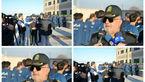 100 مجرم فراری در شبیخون پلیس غافلگیر شدند/غرب استان تهران از تبهکاران پاکسازی شد+ عکس