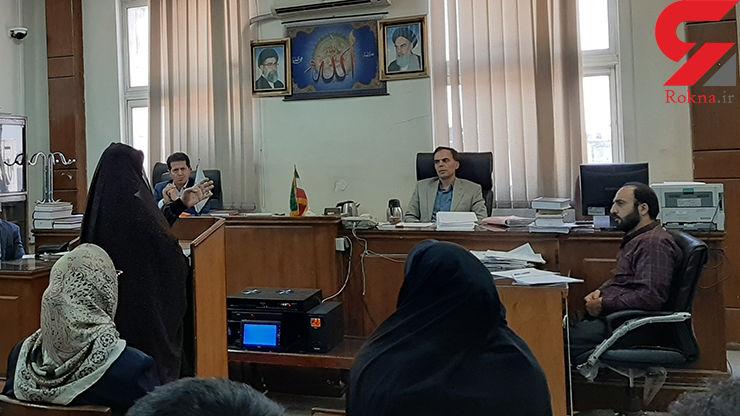 اعدام برای زن تهرانی با اصرار 3 خواهرش / شیما باور ندارد !