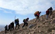 کوهنوردان گرفتار در لرستان نجات یافتند