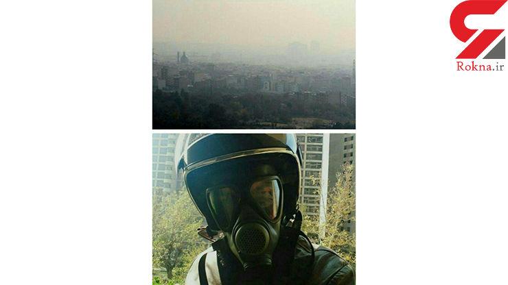 وقتی آلودگی هوای تهران سوژه نیویورک تایمز می شود
