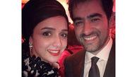 جنجال خنده دار عکس عروسی شهاب حسینی و ترانه علیدوستی !