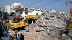 زنده به گور شدن 9 هندی در آوار ساختمان