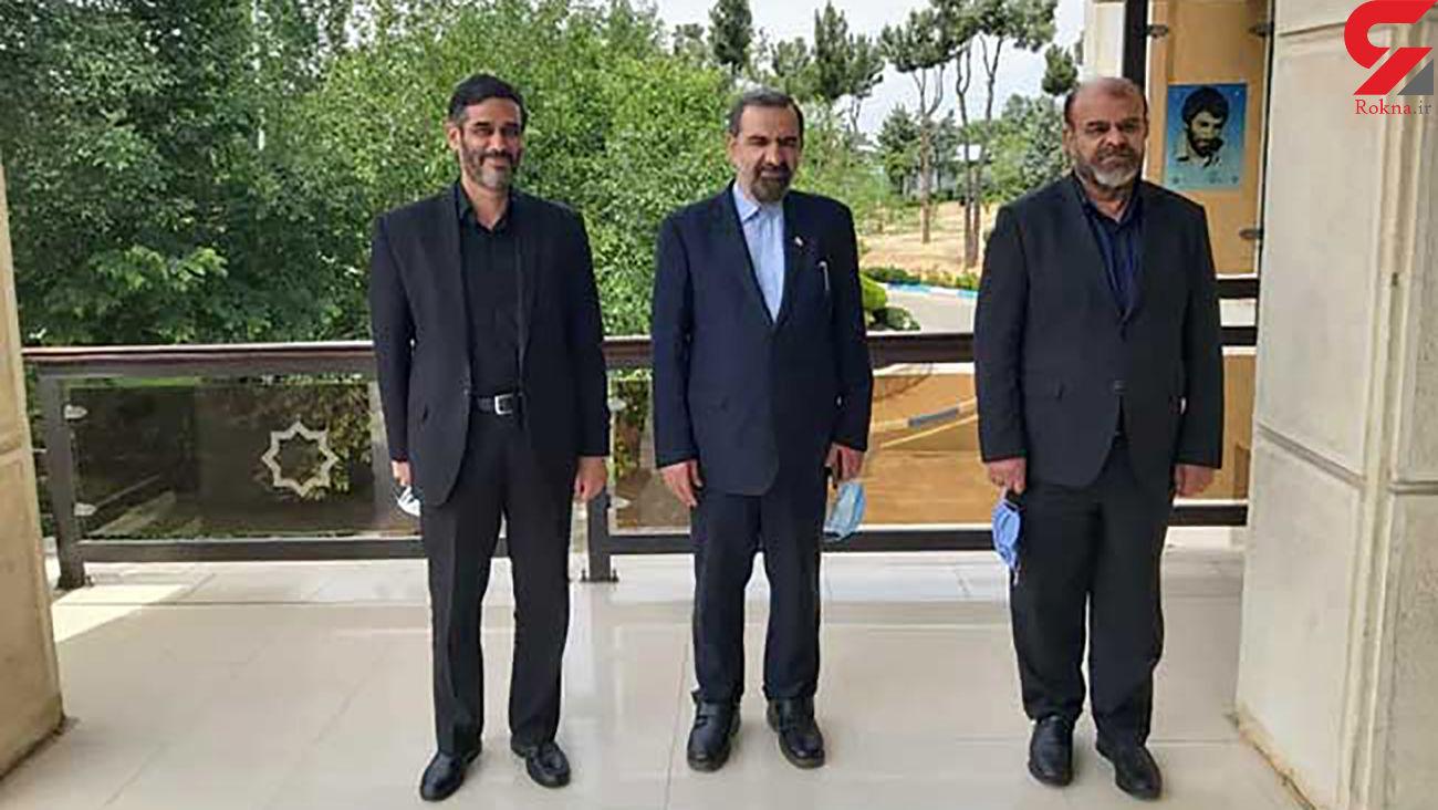 دیدار سرداران انتخاباتی+ عکس