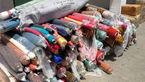 کشف 7 میلیارد ریال پارچه قاچاق در مهران
