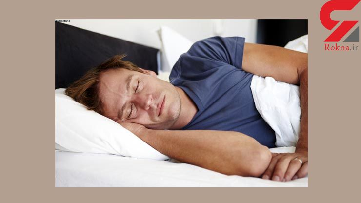 تأثیر خواب بر باروری مردان
