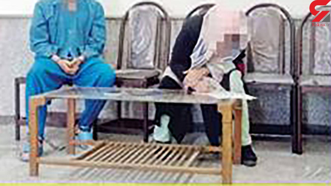 جزئیات اسیدپاشی یک زن جوان در تهران + عکس