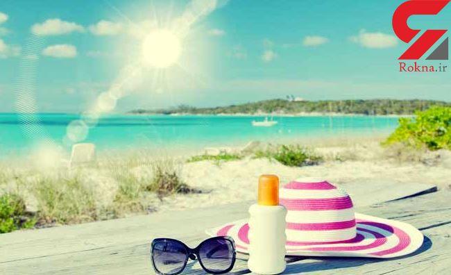 سرطان پوست کشنده ترین بیماری برنزه ها!