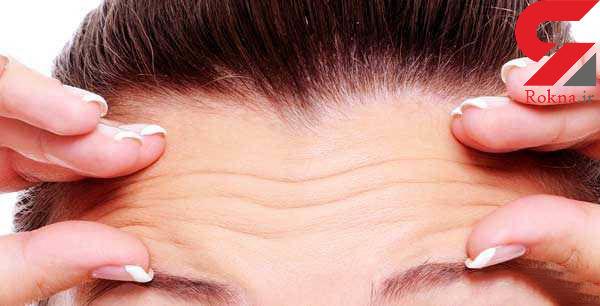 پوست از چه سنی چروک می شود؟