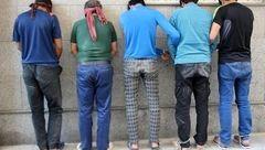 این 5 مرد مخوف جنوب تهران را به هم ریخته بودند + عکس