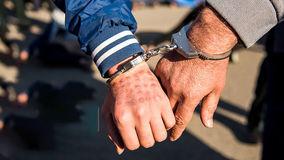 دستگیری 2 سارق مغازه در تهران  / کامران و مسلم بازداشت شدند