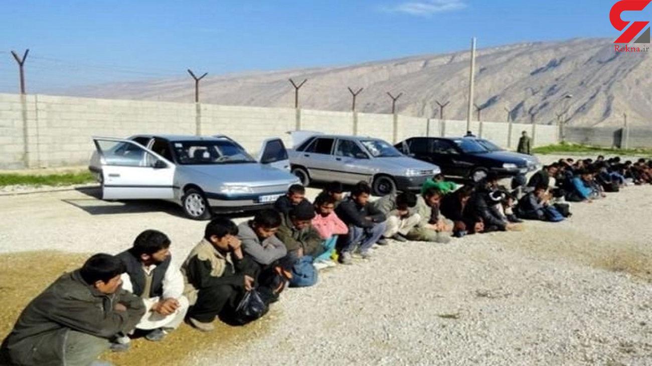 قاچاق انسان حادثه آفرید / 4 کشته و 9 زخمی در ایرانشهر
