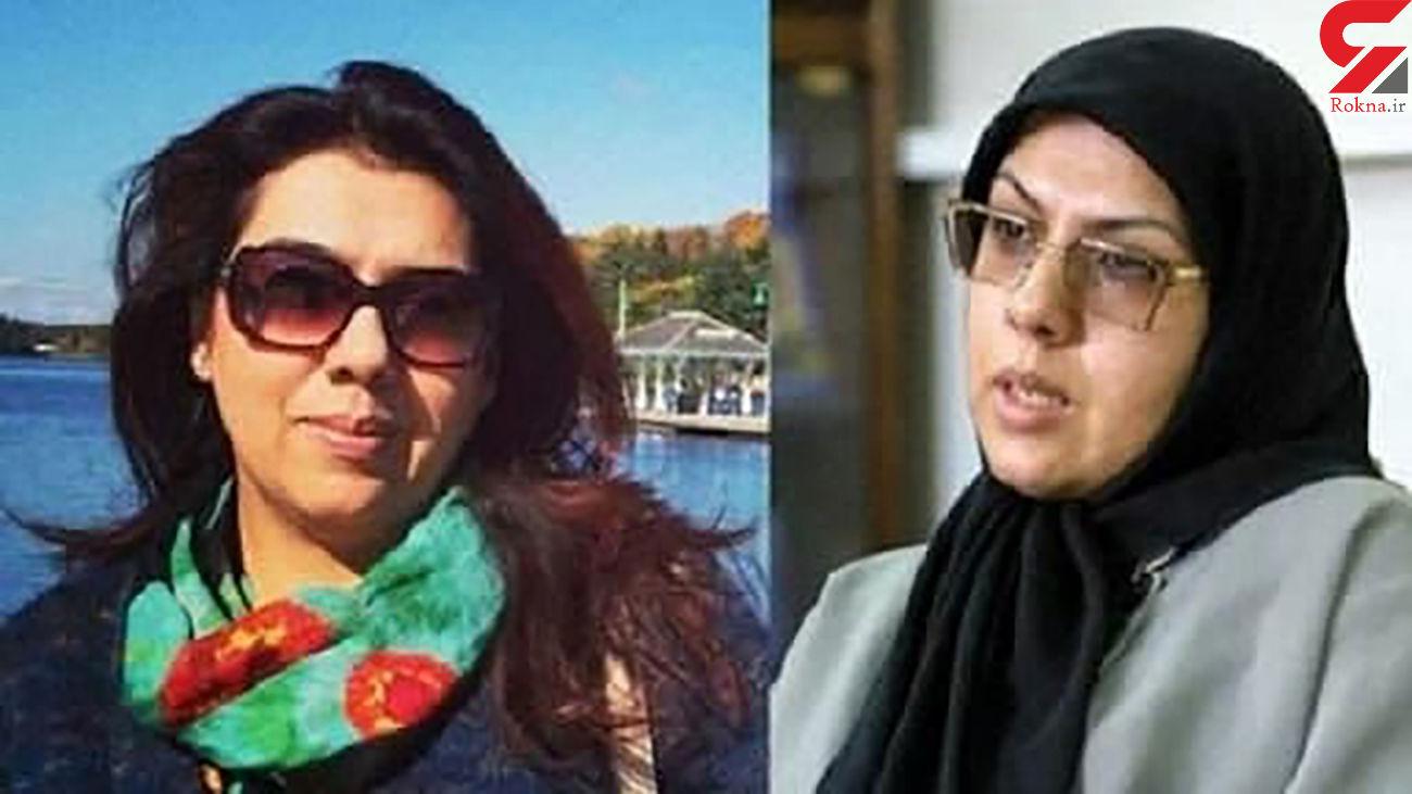 20 سال زندان و شلاق برای مرجان شیخ الاسلامی / او به کانادا پناهنده شده است + عکس