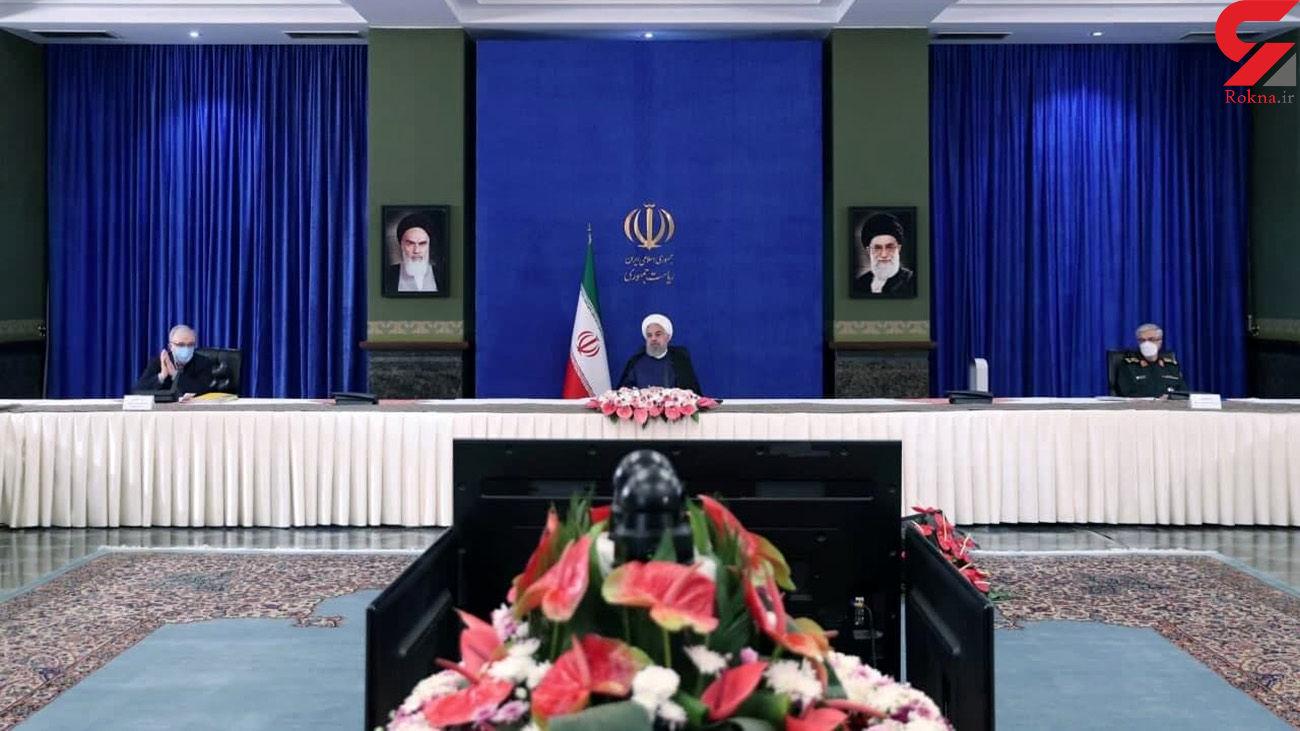 روحانی: نباید در کشور تریبونی داشته باشیم که آرامش را در نظر نگیرد