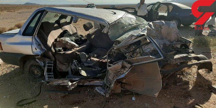 مرگ ناگهانی یک زن و 2 مرد در خلجستان / 3 مصدوم دیگر با بالگرد منتقل شدند