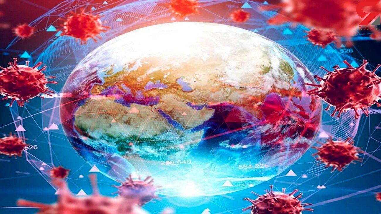 کرونا در جهان جان 4.1 میلیون نفر را گرفت / بیش از 192 میلیون نفر در سراسر دنیا کرونا گرفته اند
