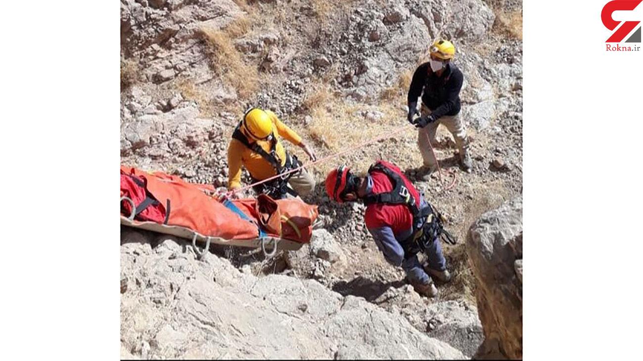 مرد 45 ساله آخرین کوهپیمایی خود را 9 آبان تجربه کرد / مرگ دردناک کوهنورد اصفهانی