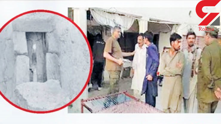 قتل عام به خاطر قهر کردن همسر +عکس