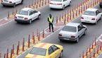 استقرار تمام یگان های امدادی در آزادراه تهران - قم