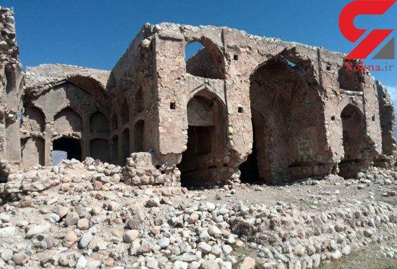 تصرف حریم آثار ملی ثبت شده در میراث جهانی / ویرانی آثار تاریخی زیر سایه بعضی تفکرهای سیاسی