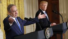 نتانیاهو: آمریکا با تحریم در حال جنگ با ایران است