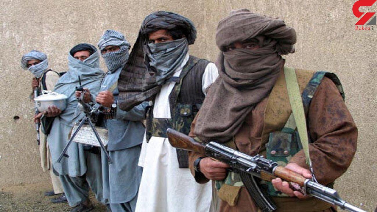 تسخیر گمرگ اسلام قلعه در مرز ایران به دست طالبان + فیلم
