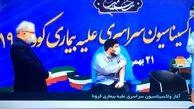 """گفت و گو با """"پارسا نمکی"""" پسر وزیر بهداشت / اولین فردی که واکسن کرونا روسی را در ایران دریافت کرد + فیلم"""