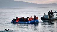 مرگ  7 پناهجو در  واژگونی قایق در دریاچه وان ترکیه