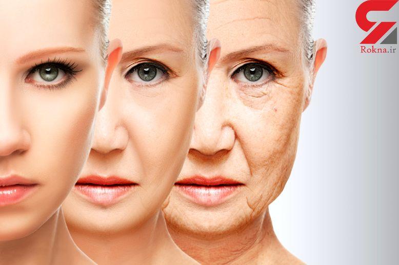 عوارض آرایش زیاد/پیری در کمین دوستداران آرایش غلیظ