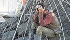سقوط مرگبار نوجوان 19 ساله از داربست / در کرج رخ داد