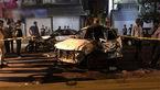 تصادف سحرگاهی مرگبار در زیرگذر «دخانیات» گرگان/ ۴ نفر کشته شدند + تصویر