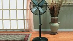 راهکارهای خنک کردن هوای گرم اتاق