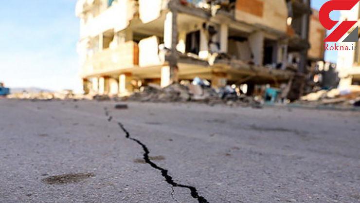 زلزله اخیر به واحدهای غیر مقاوم قصرشیرین خسارت وارد کرد