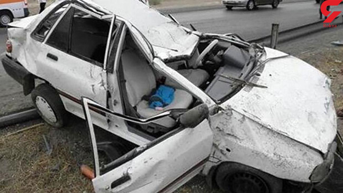 مرگ 3 کودک 4 و 5 و 10 ساله و زن 20 ساله در کابوس شبانه گچساران