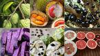 میوه ها و سبزیجات عجیب و شگفت انگیزی که در دنیا وجود دارد +تصاویر