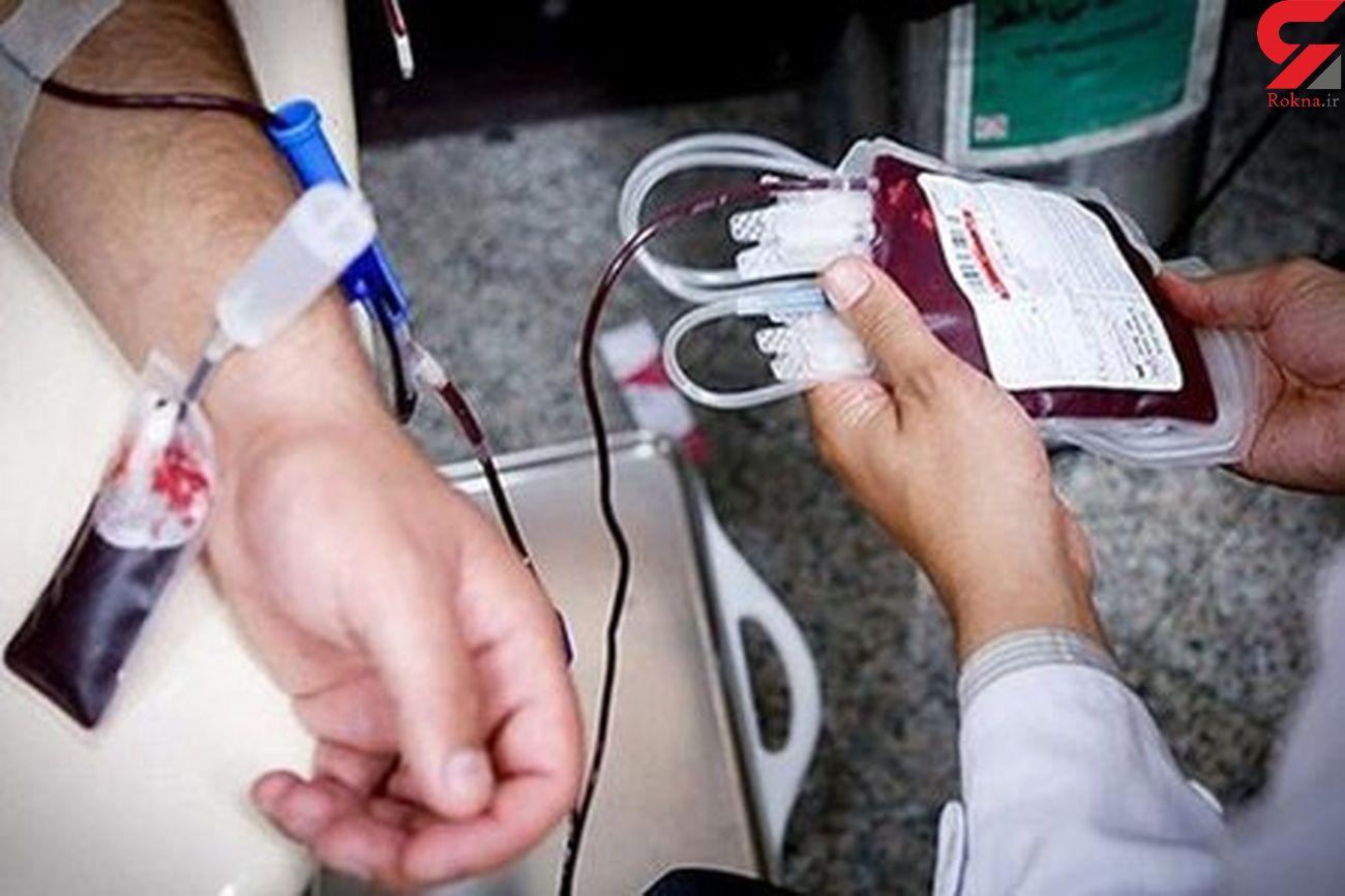 نکاتی که قبل از اهدا خون باید بدانید