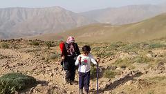 کوهنورد ۸ ساله قله دماوند را فتح کرد+تصاویر