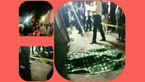 قتل وحشیانه دو خواهر در یکی از خیابان های جیرفت + عکس صحنه جرم