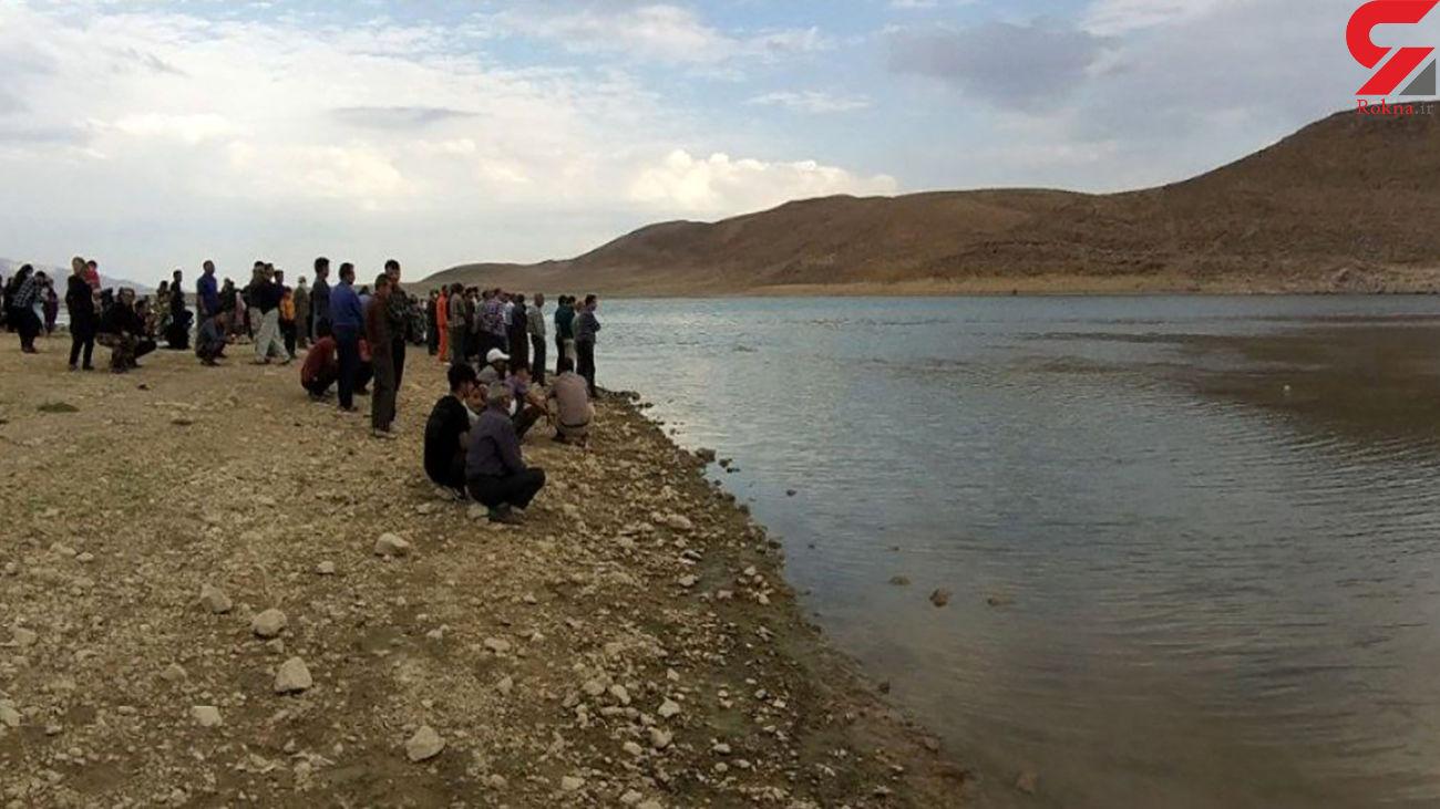 غرق شدن جوان ۱۹ ساله سمیرمی در سد مخزنی قرقاج