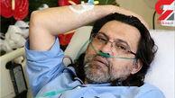 بازیگر معروف ستایش در بیمارستان بستری شد/احتمال کما +توضیحات همسر وی