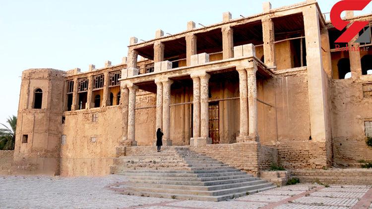 «عمارت ملک»، یادگار قاجاری ملکالتجار بوشهری + عکس