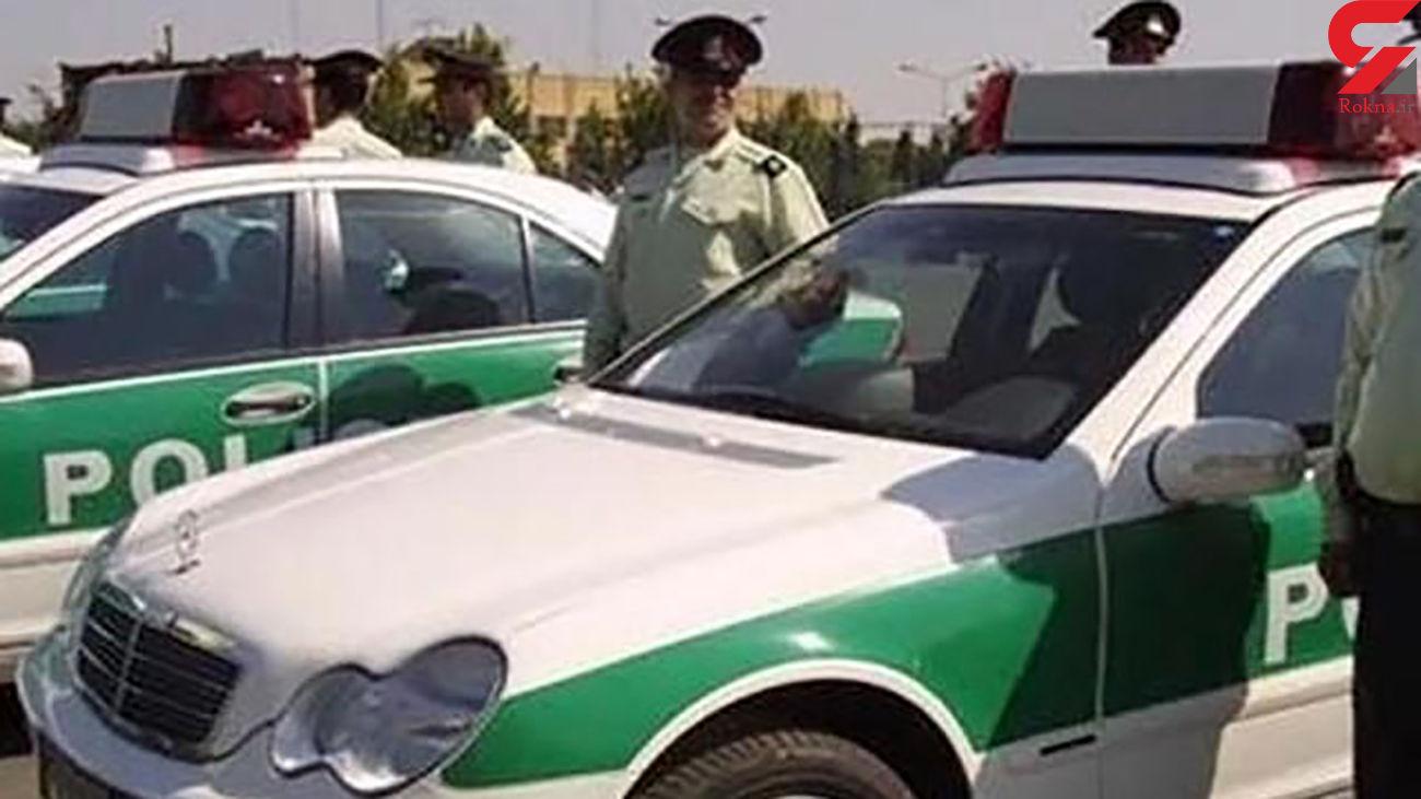 کشف 38 خودروی سرقتی در تهران