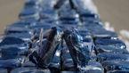 کشف یک محموله بزرگ مواد مخدر در شیراز