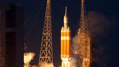 آمریکا یک ماهواره جاسوسی به فضا پرتاب کرد