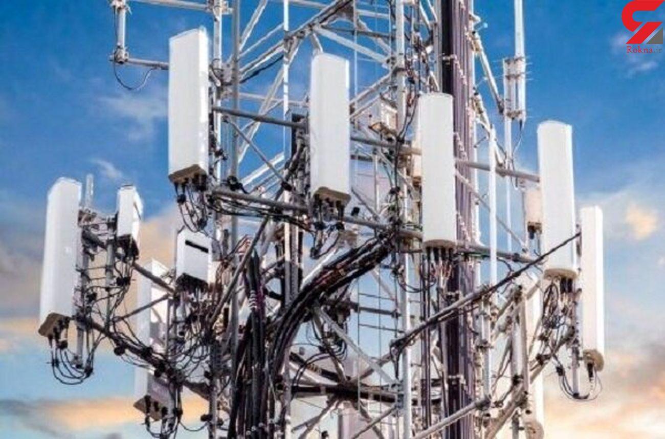 ارتقاء ایستگاه تلفن همراه به نسل سوم در روستاهای استان هرمزگان