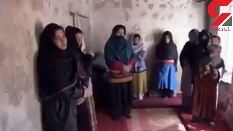 زنان افغانی در زندان زنان چه می کنند+فیلمی که تا کنون منتشر نشده است+تصاویر